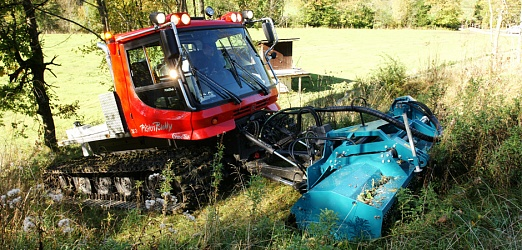 PistenBully 300 GreenTech